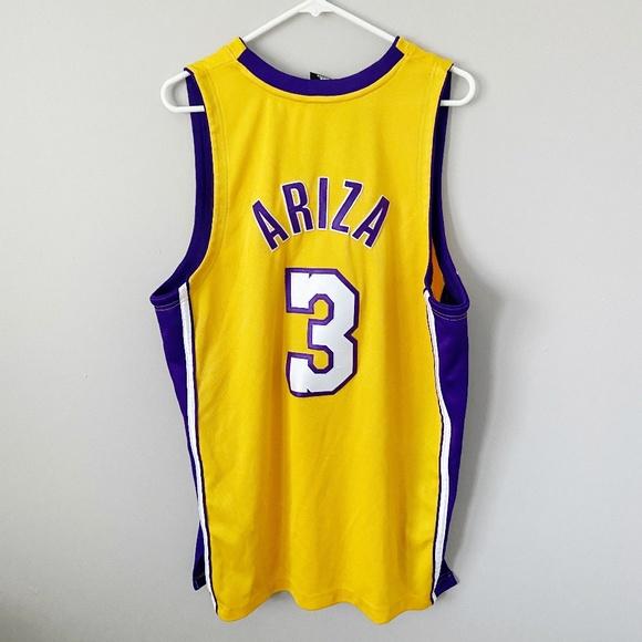 Adidas Trevor Ariza Los Angeles Lakers Jersey